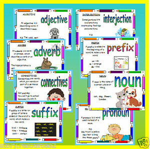 parts of speech in english with examples pdf