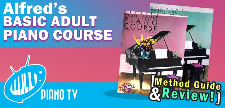 alfred piano books for adults pdf